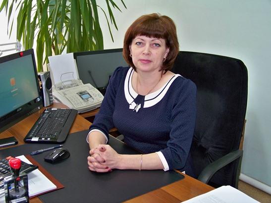 Начальник Управления ПФР  Вотолина Ирина Ивановна